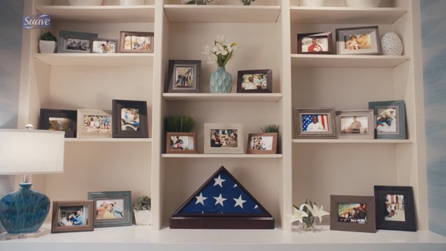Suave and Fisher House Foundation Announce Partnership in Support of Military and Veterans' Families