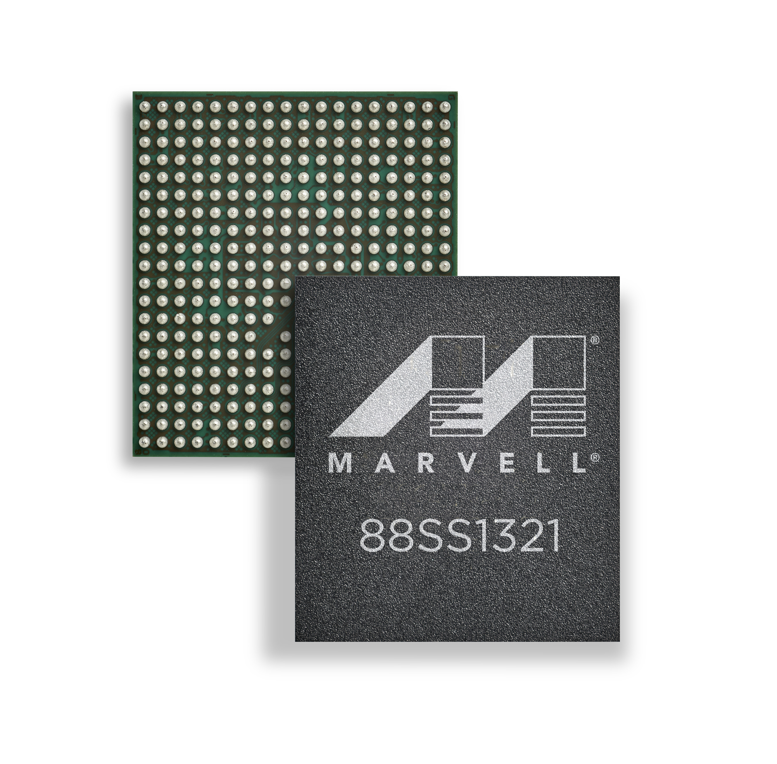 Marvell® 88SS1321 PCIe® Gen4 NVMe™ SSD Controller
