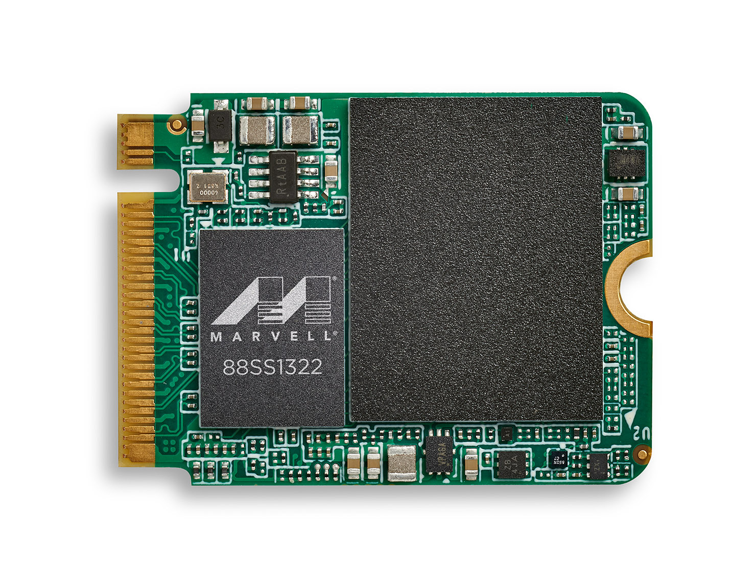 m.2230 DRAM-less SSD Reference Design with Marvell® 88SS1322 PCIe® Gen4 NVMe™ SSD Controller