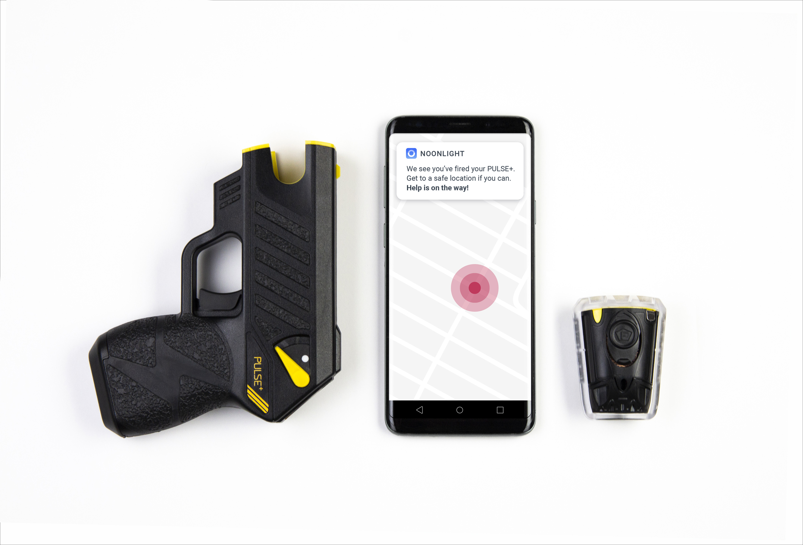 TASER Pulse+ is the first connected consumer TASER device