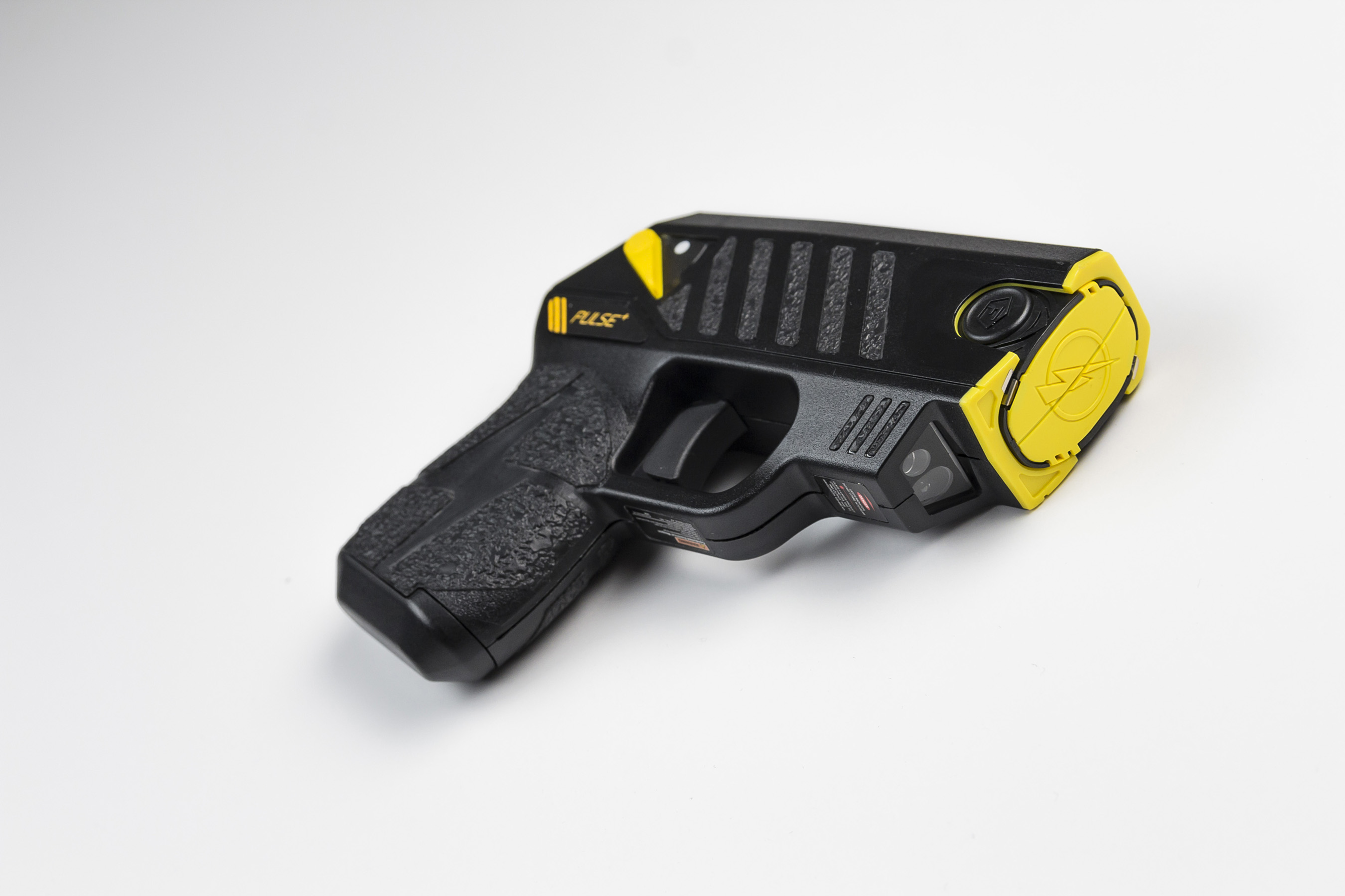 TASER Pulse+ uses similar muscular override technology as their law enforcement products.