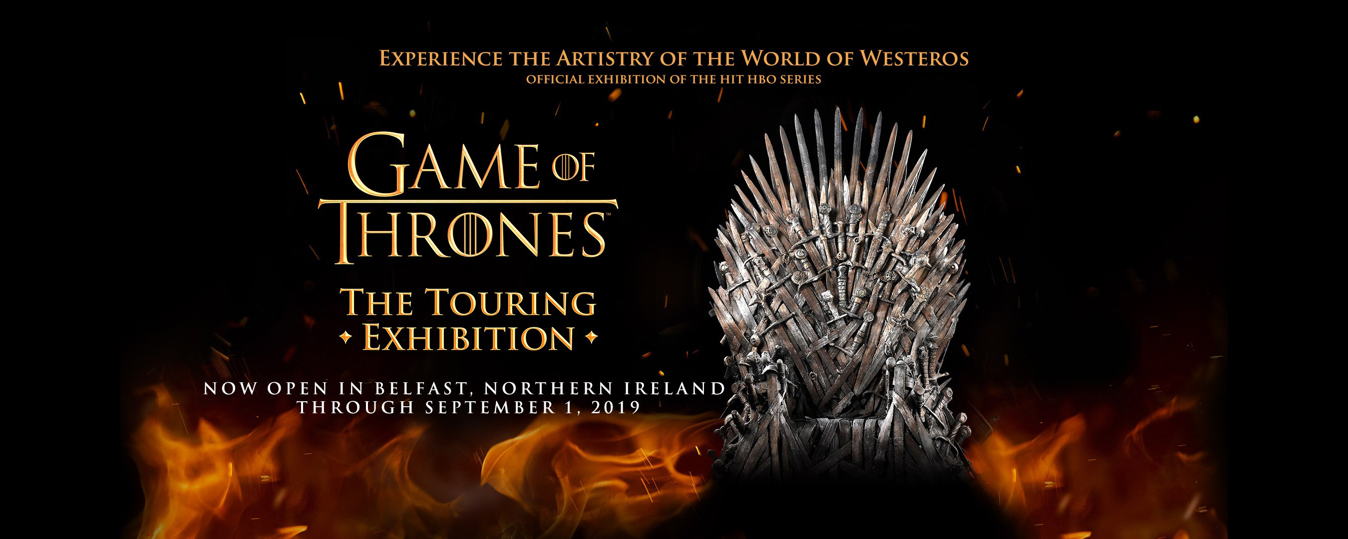 Winter Is Here … GAME OF THRONESTM: THE TO...