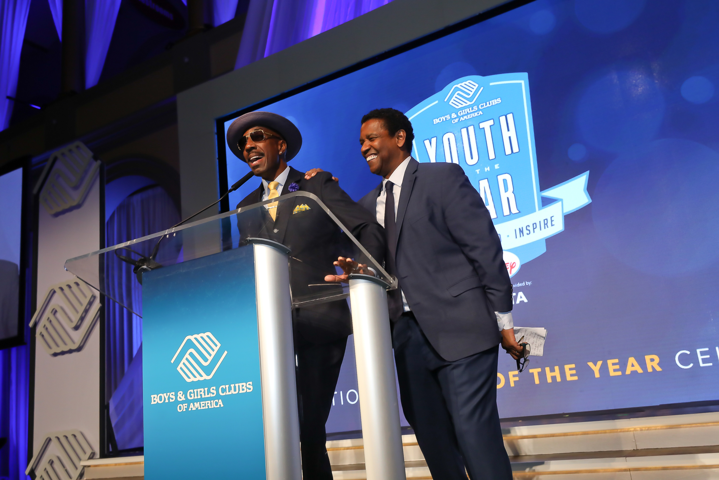 Boys & Girls Clubs of America names Denver teen Malachi Haynes National Youth of the Year