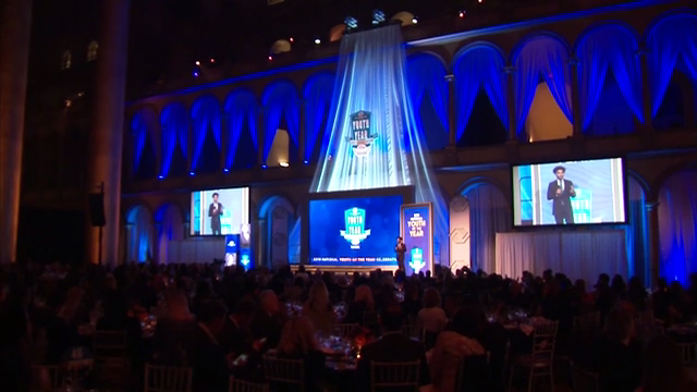 B-roll: Boys & Girls Clubs of America names Denver teen Malachi Haynes National Youth of the Year