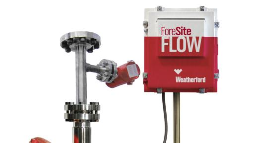 ForeSite Flow delivers full-range, non-nuclear flow insight for individual or group wells in real time. By eliminating bulky test separators from the wellsite and erasing the nuclear-source management typically associated with inline multiphase flowmeters, ForeSite Flow reduces both capital and operating expenses while increasing well-test frequency and accuracy.