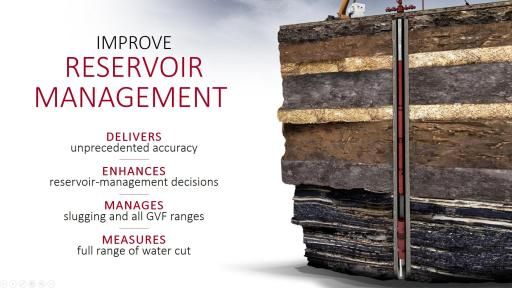 Improve reservoir management
