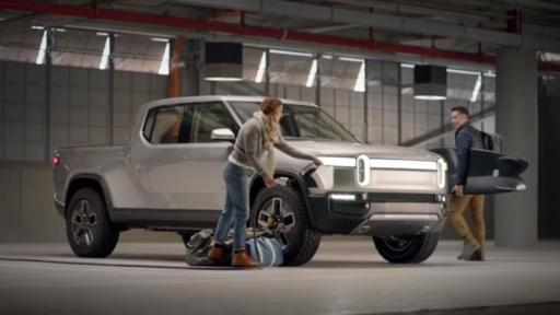 Play Video: Rivian Launches World's First Electric Adventure Vehicles