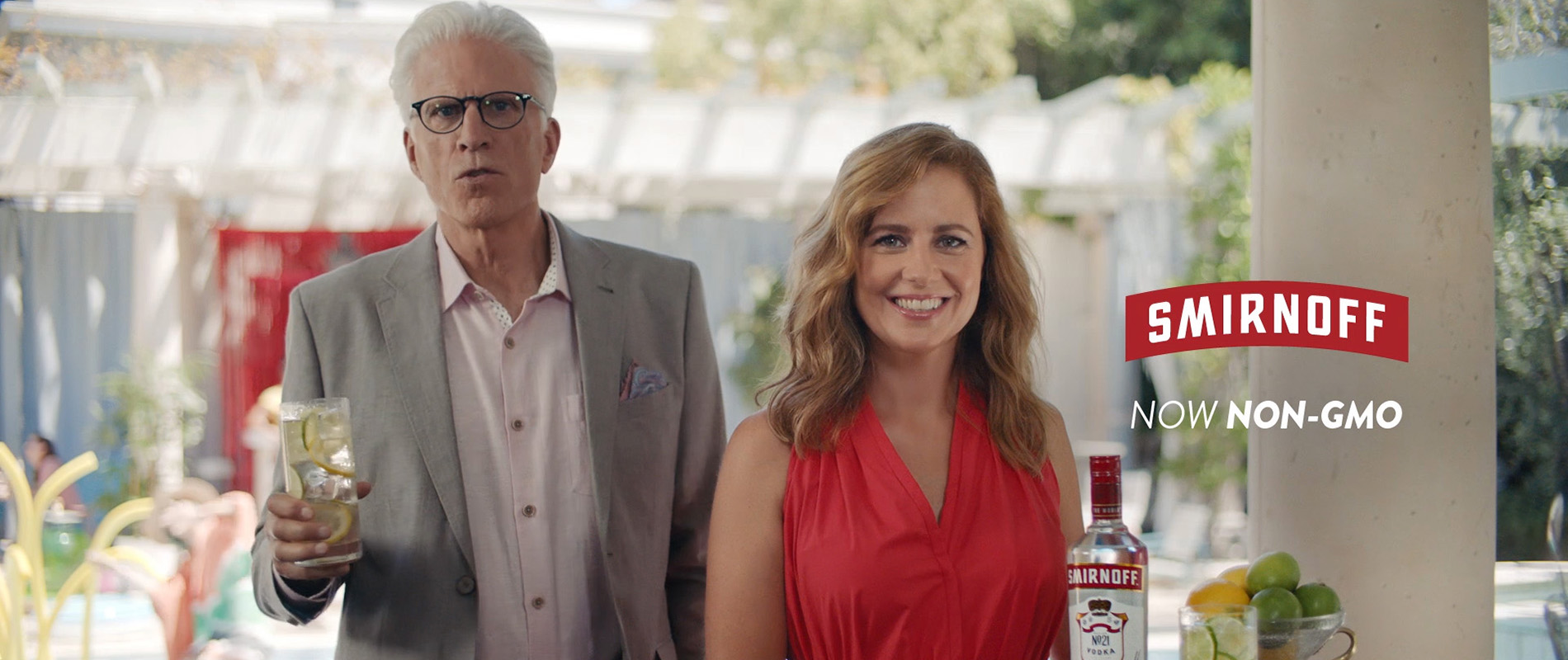 OMG! Smirnoff No. 21 Vodka is Non-GMO