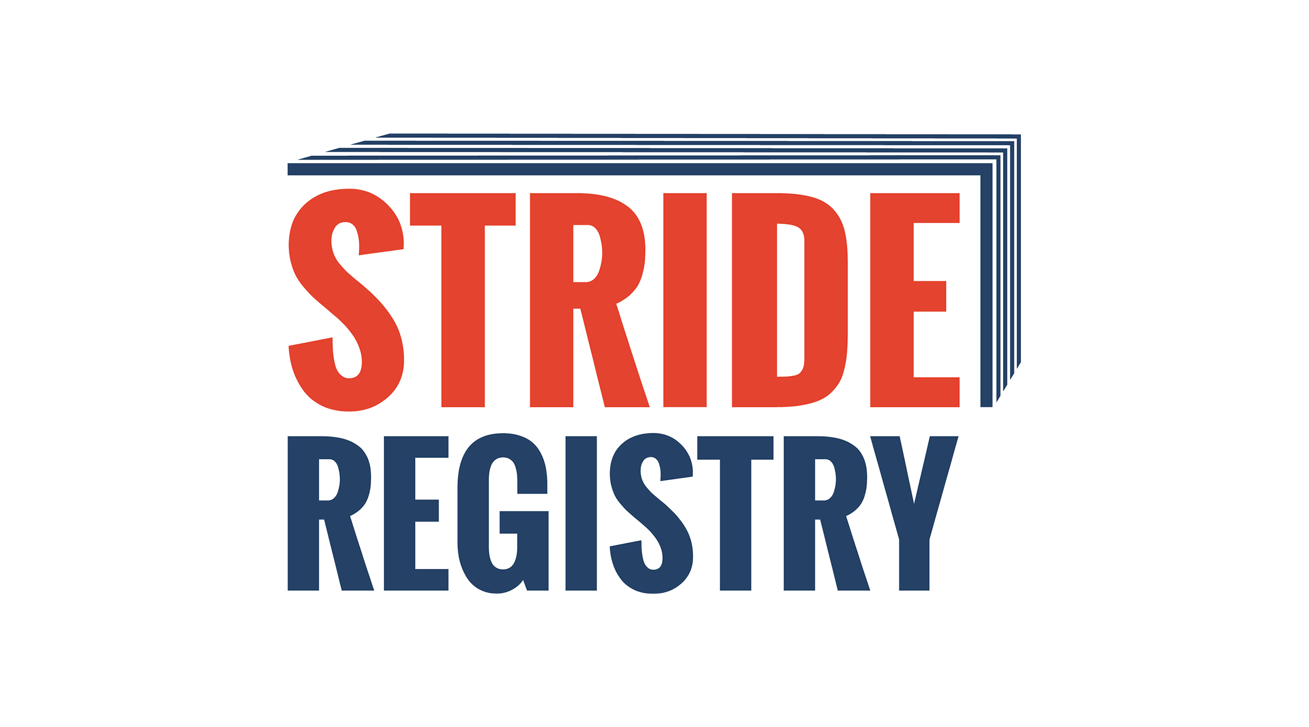 STRIDE Registry Logo