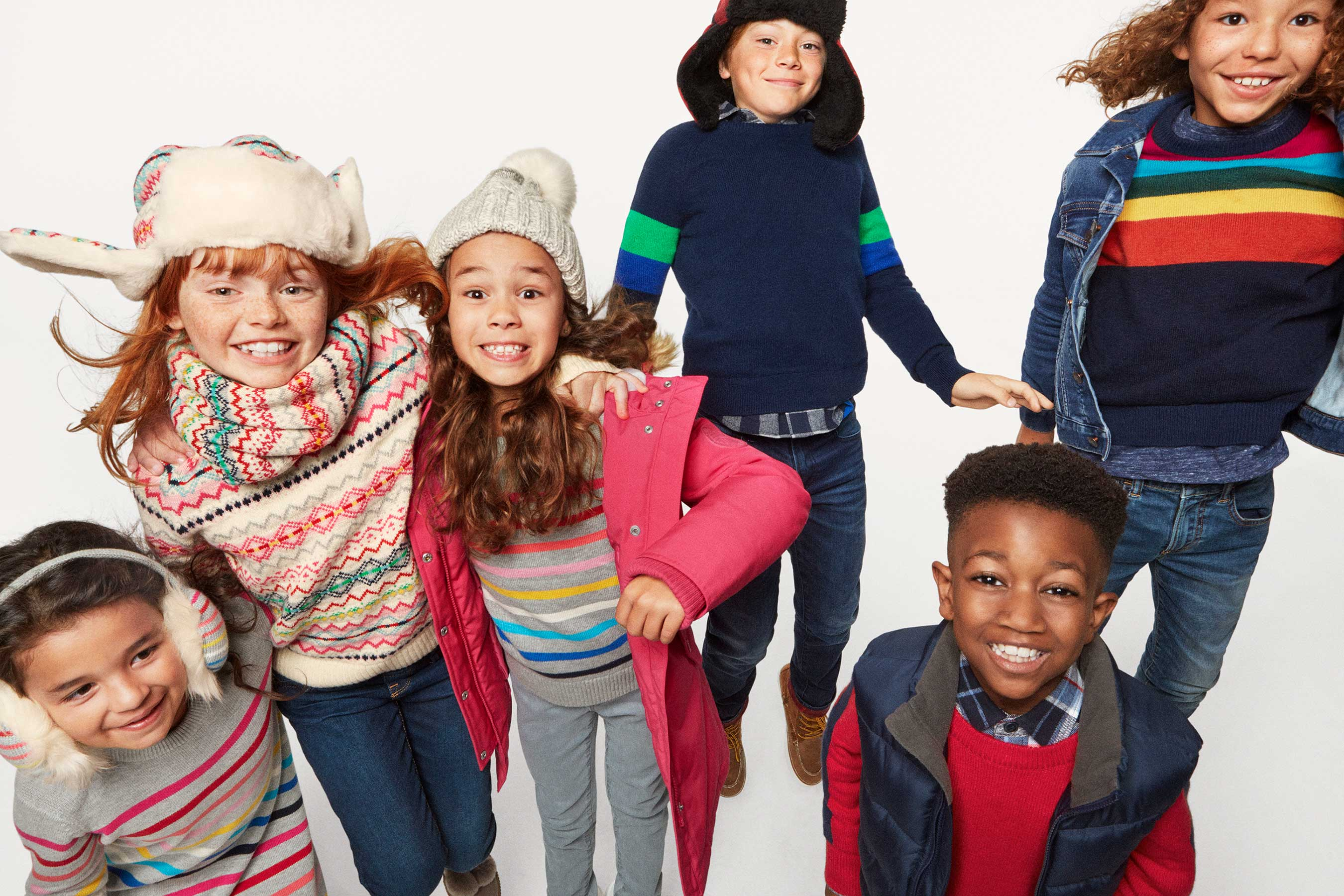 Gap Holiday 2018 Meet Me in the Gap
