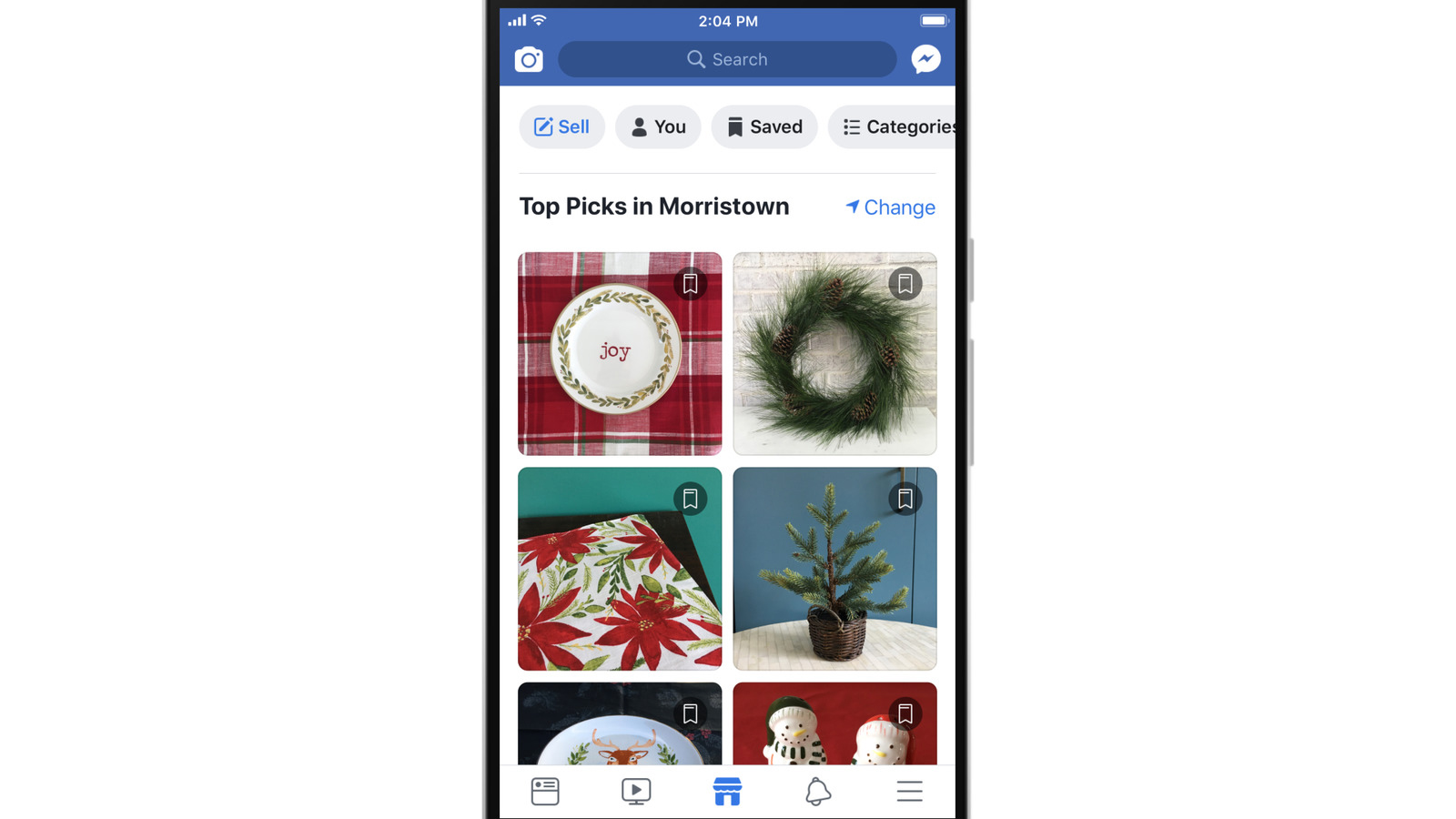how to find the facebook marketplace