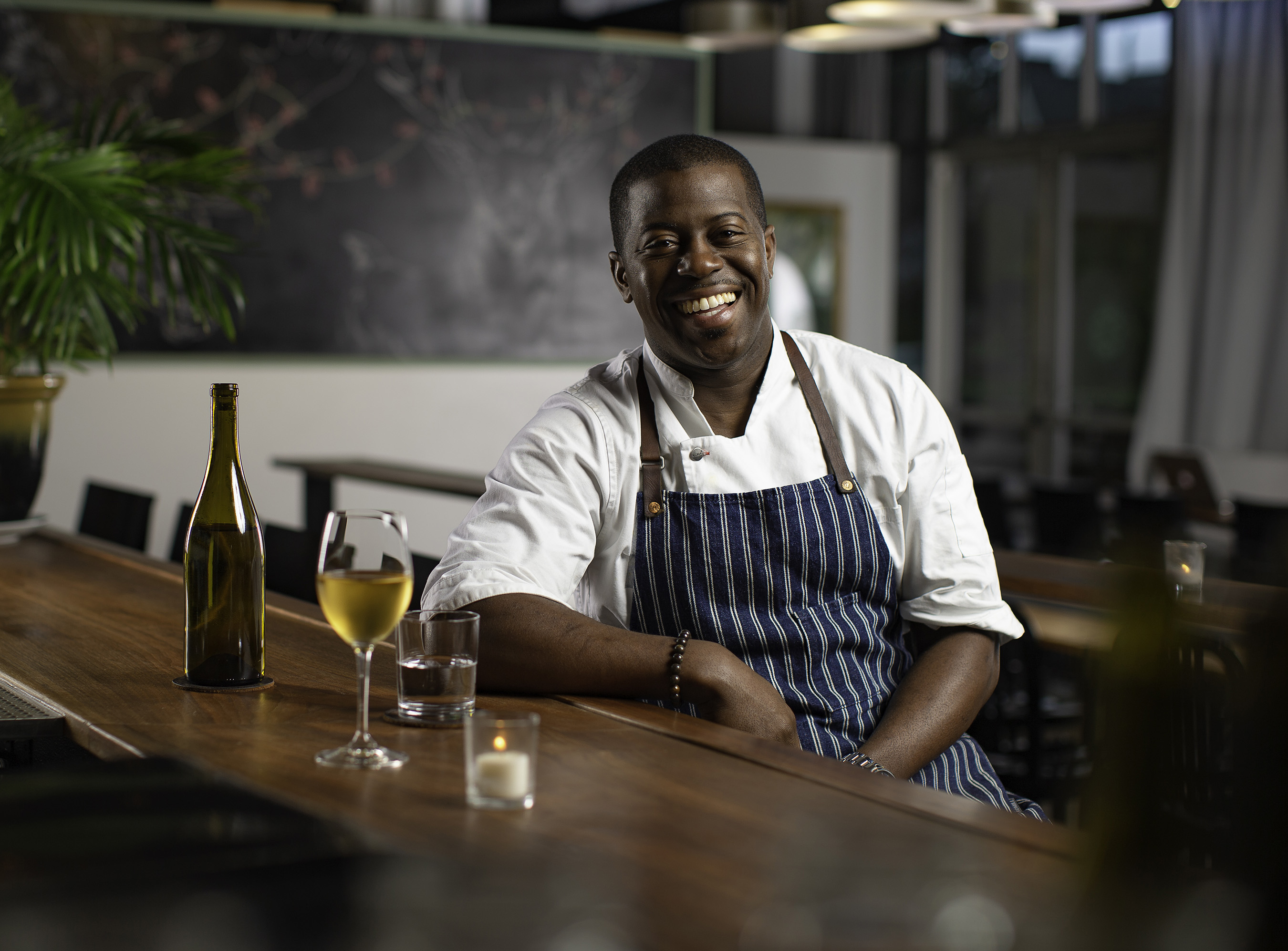 Edouardo Jordan Joins Holland America Line's Acclaimed Culinary Council