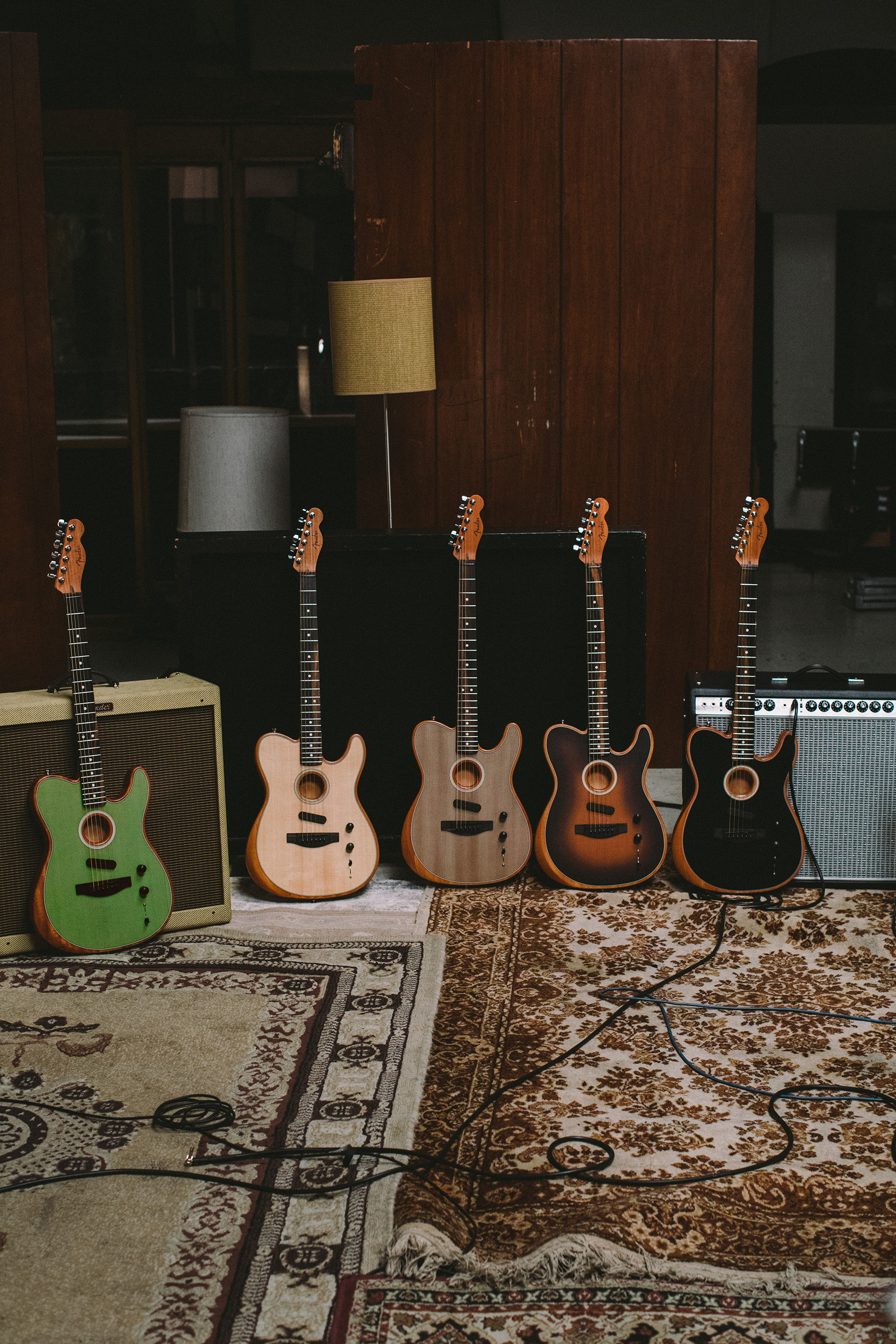 Fender Takes Sonic Innovation To New Heights With California-Made