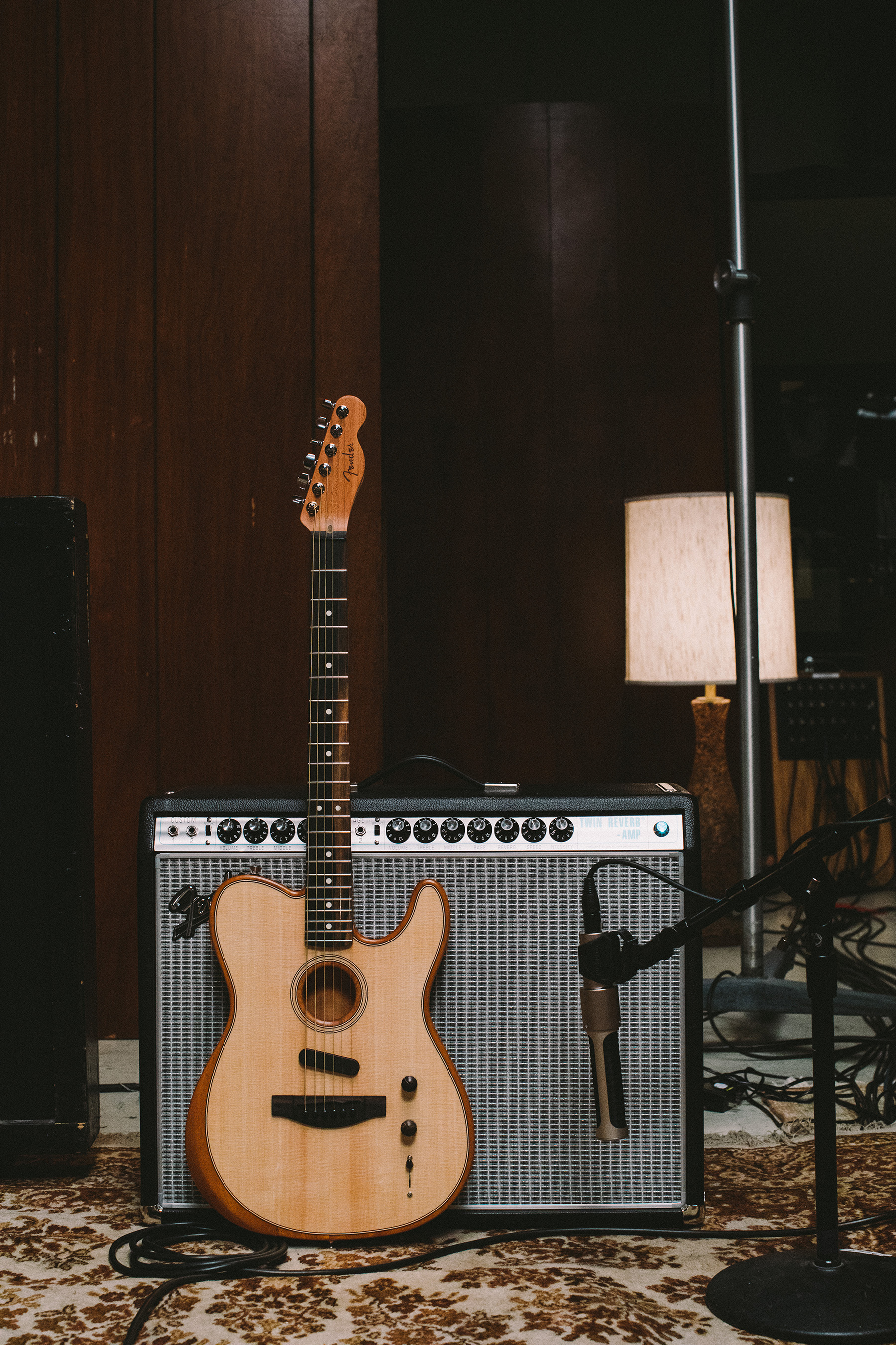 Fender Takes Sonic Innovation To New Heights