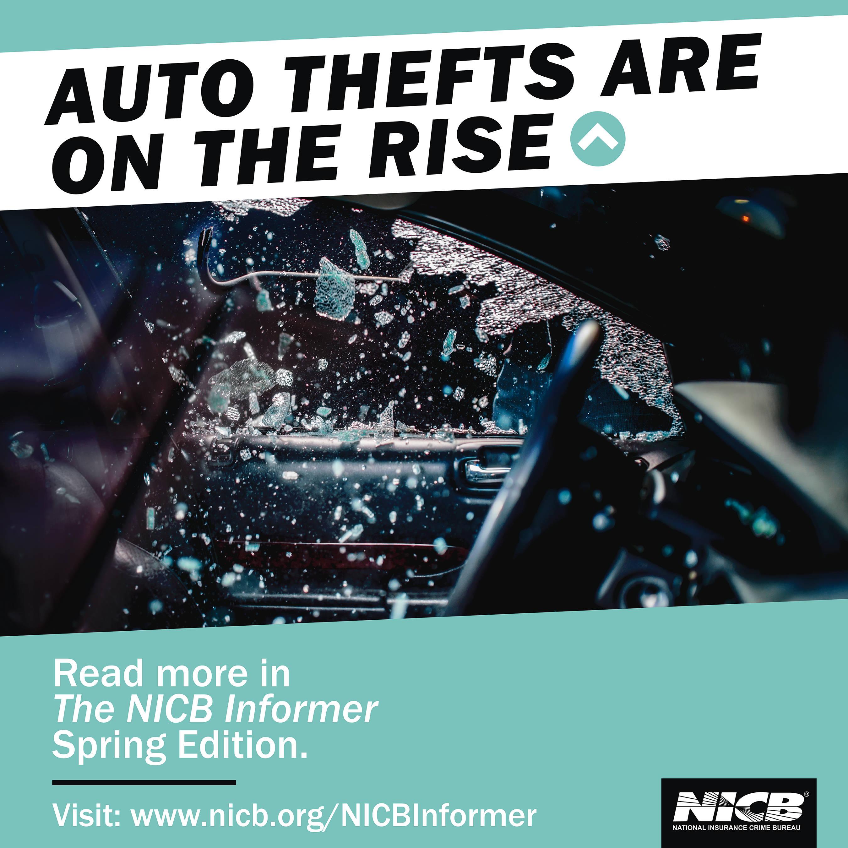 NICB Informer Spring Graphic