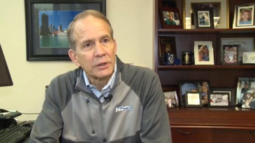 Play Video: Jim Schweitzer, NICB COO | 0:24 interview