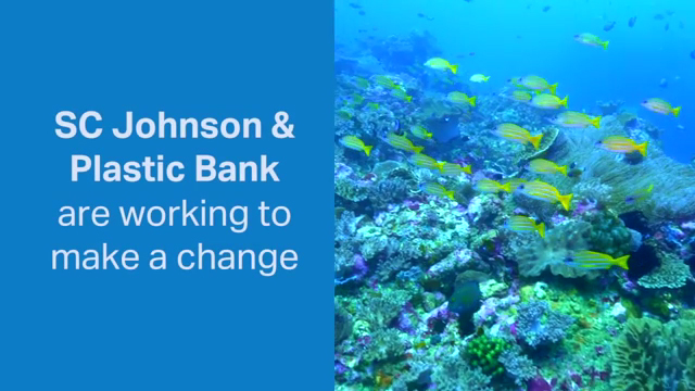 SC Johnson and Plastic Bank open eight new recycling centers to help Indonesia tackle plastic waste.