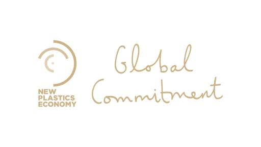 The Ellen MacArthur Foundation's New Plastics Economy Commitment Logo