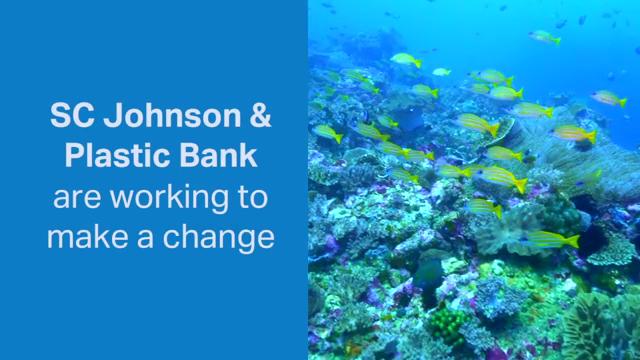 SC Johnson Accelerates Progress Boosting Plastic Recycling