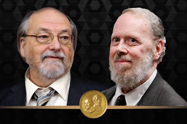 Ken Thompson and Dennis Ritchie - UNIX Operating System
