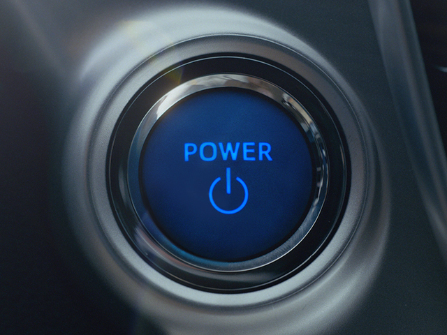 Mirai Power Button