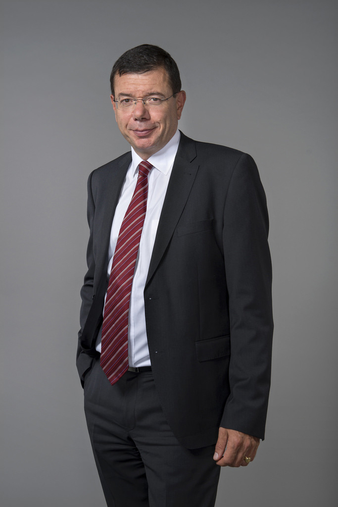 Jean-Baptiste Chasseloup de Chatillon, Executive Vice President and Chief Financial Officer