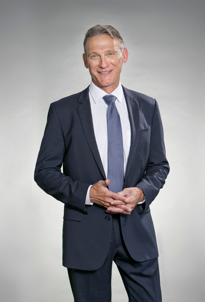 John Reed, Executive Vice President, Global Head of R&D