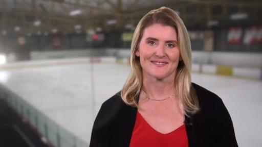 Olympic gold medalist Hayley Wickenheiser talks about the latest innovations on the Lumino Health network from app to information on Iron deficiency and snoring.