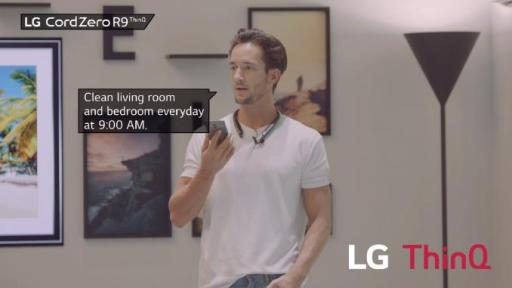 Planning a vacation but worried about leaving the house? LG's AI brand LG ThinQ will take care of everything at home while you're away, meaning less time worrying and more time spent making memories