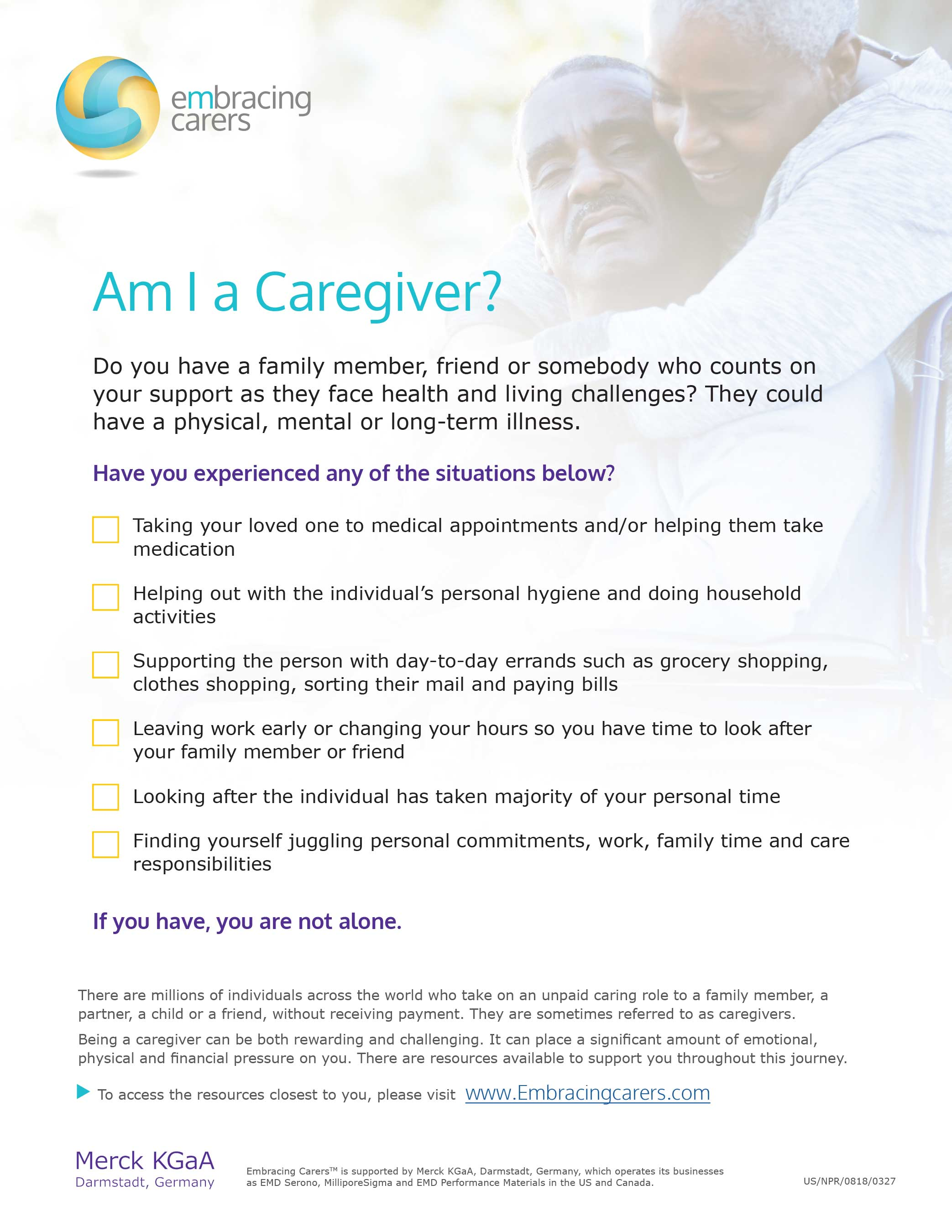 Caregiver Questionnaire