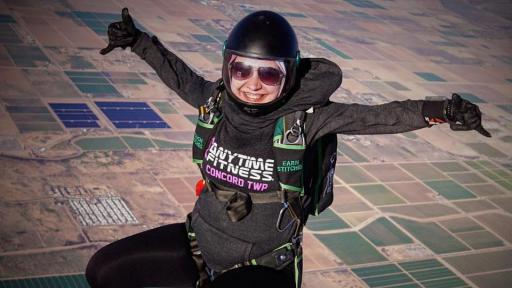 Anytime Fitness members, like Bella Vishanetskaya, tend to be thrill seekers.  On all seven continents, Anytime Fitness will soon be helping its members lead healthier – and happier – lives.