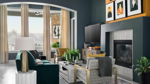 HGTV Smart Home 2019 Great Room