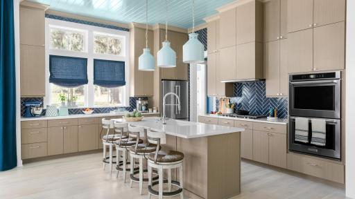 HGTV Dream Home 2020 kitchen with professional appliances