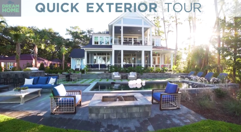 HGTV Dream Home 2020 Exterior Tour