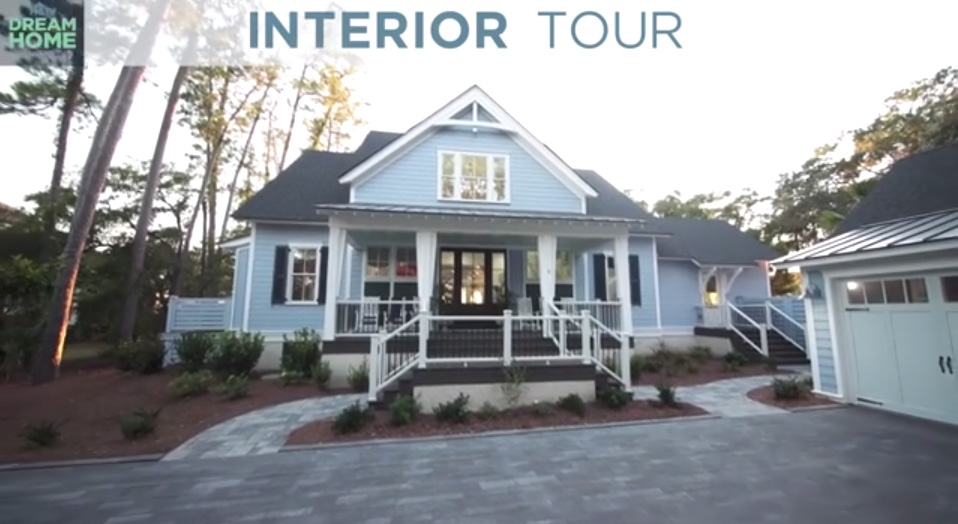 Hgtv Opens The Doors To The Spectacular Hgtv Dream Home 2020 On The Coveted Hilton Head Island South Carolina
