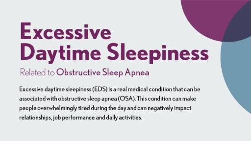 Excessive Daytime Sleepiness Related to Obstructive Sleep Apnea