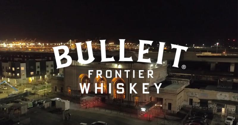 Bulleit Frontier Whiskey 3D Printed Frontier Event