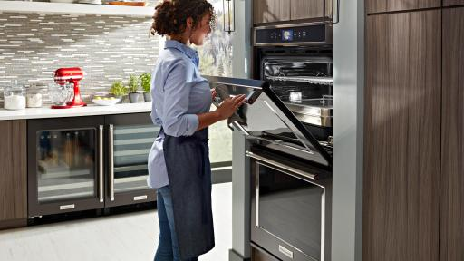 KitchenAid Smart Oven with Attachments