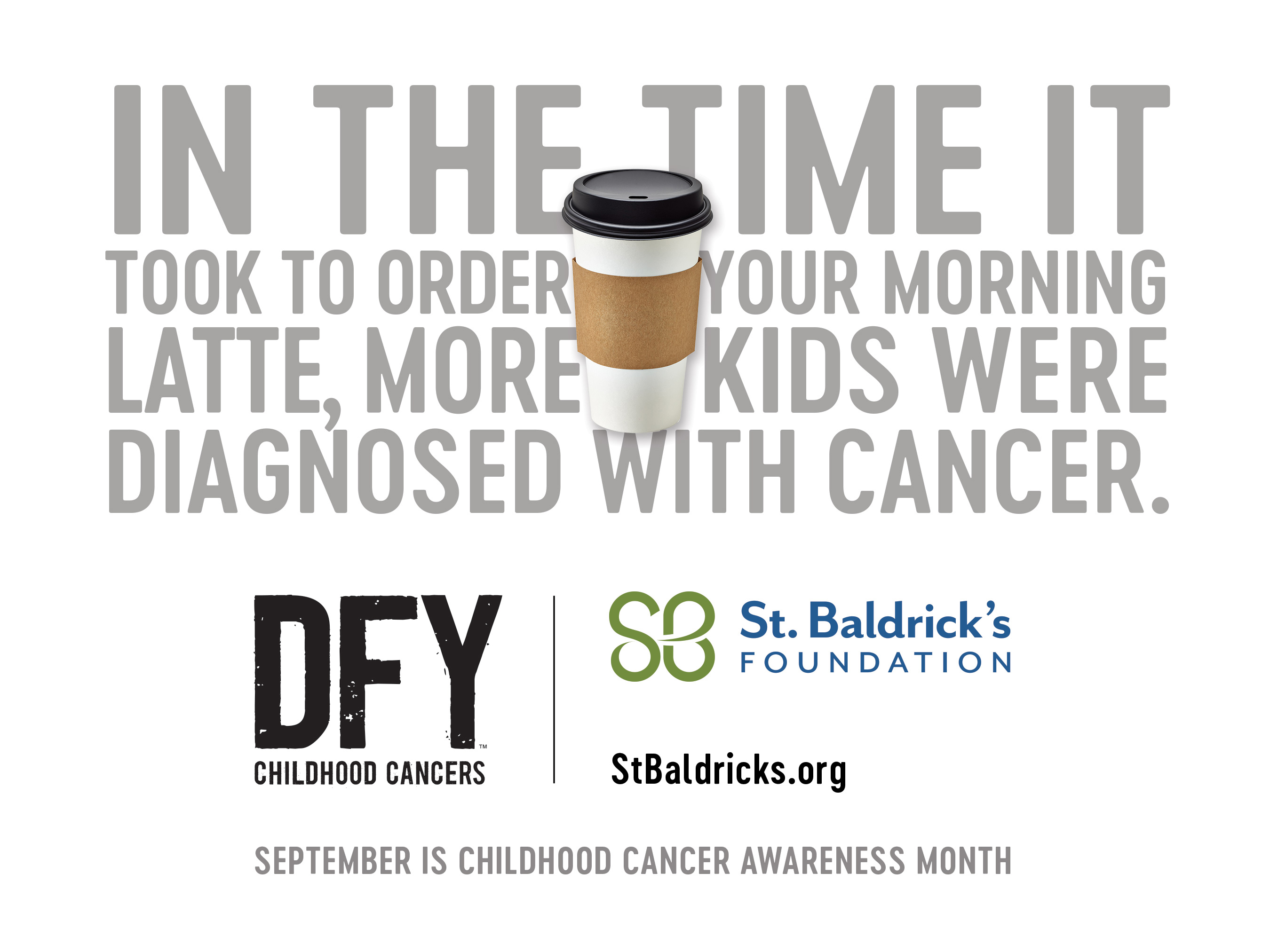 St Baldrick S Is On A Mission To Dfy Childhood Cancers