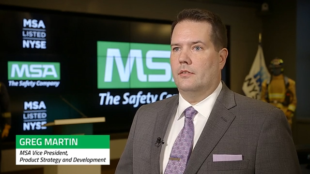Greg Martin, Vice President of Product Strategy and Development for MSA talks product and technology innovation - and how it's driving organic growth for the organization.