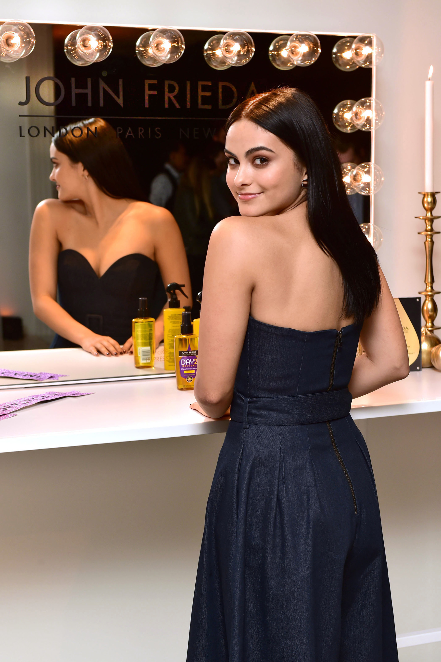 John Frieda® Hair Care and Camila Mendes Debut New Day 2