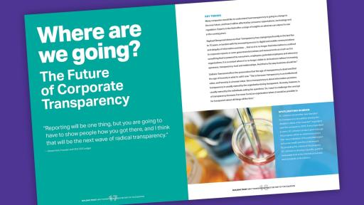 What's the future of transparency? Download the new white paper for expert insights.