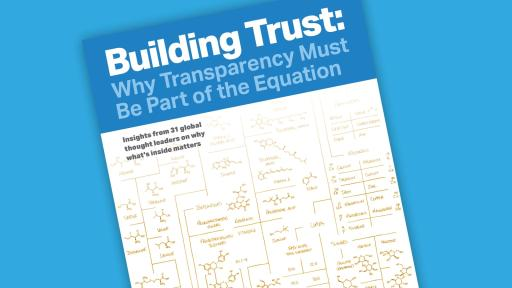 How does transparency build trust? Over 30 thought leaders share their perspectives.
