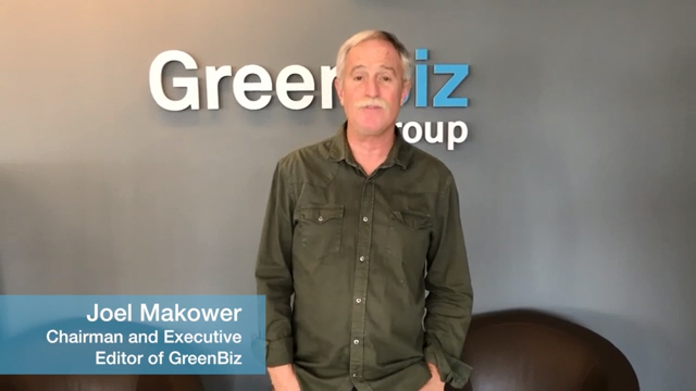 Joel Makower, Chairman and Executive Editor of GreenBiz Group, speaks to the increasing demand for corporate transparency.