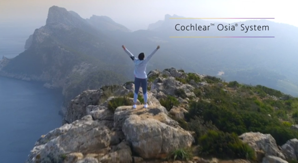 Learn about the technology within Cochlear's new Osia 2 System, including the Osia OSI200 Implant and the Osia 2 Sound Processor.