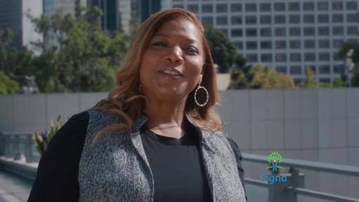"Queen Latifah, ""Stress"""