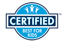 Certified Kid Safe Logo
