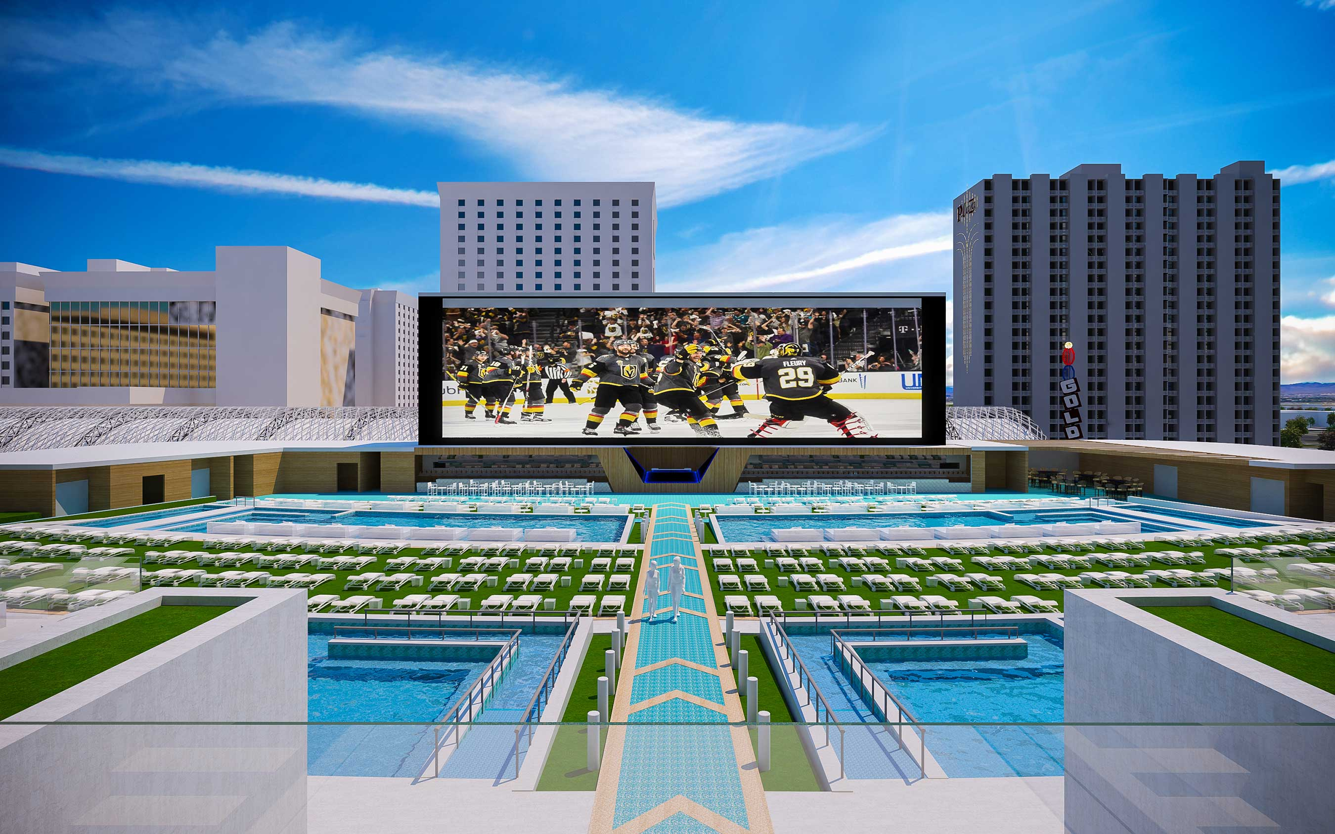 Best Pools In Vegas 2020 Circa Resort & Casino to Debut in Downtown Las Vegas, December 2020