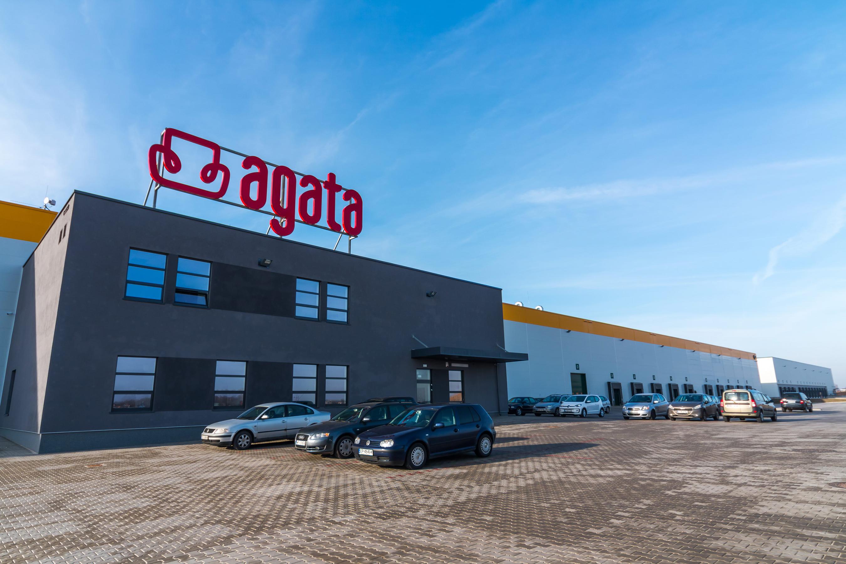 Agata: Piotrków II, Poland