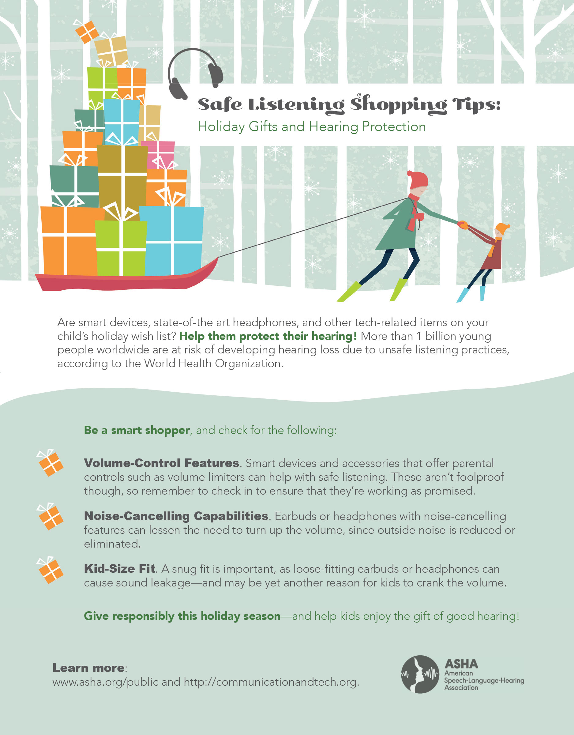 Shopping Tips: Tech Gifts & Hearing Protection